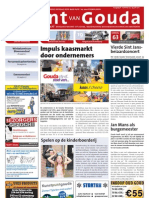 De Krant Van Gouda, 19 Juli 2012