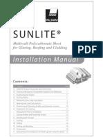 F#1203 SUNLITE Installation 5-06