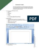 Modul Pelatihan Office, Excel, Dll 2011