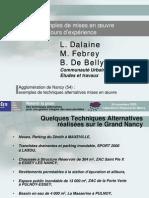 EXA Gestion des eaux pluviales _références & bonnes pratiques _Grand Nancy _gn2005