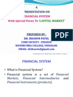 A Ppt on Financial System Win - 7 Version