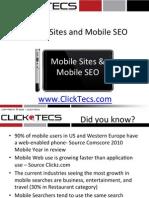 Build Mobile Websites | How to make a Mobile Website | Creating Mobile Websites