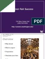 Career Fair Success May-2012 Vs