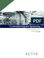 Actix Troubleshooting and Optimizing UMTS Network