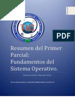 Fundamentos del sistema Operativo Hugo Reyes