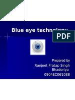 Ranjeet's Blue Eyes