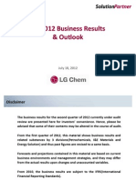 LG CHEM.2Q Earnings Presentation