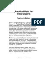 Practical Data Handbook