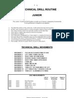 Ch. 07 Junior Technical Drill