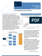 Ethylene Profitability Outlook - April 2012