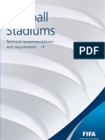 FIFA Football Stadiums – Technical recommendation and requirements 5th edition