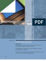 Adminstrative Procedures Act