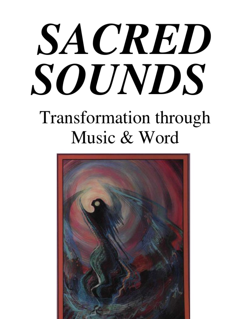 Ted andrews sacred sounds magic paranormal rhythm fandeluxe Images