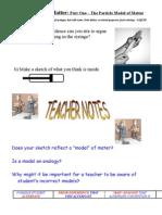 Cups 1 - Properties of Matter