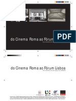 Do Cinema Roma ao Fórum Lisboa