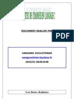 29303691 Les Listes Chainees en Langage c