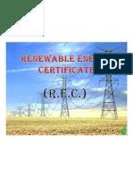 REC Slide BY JP GUPTA  B.E.(Hons), Member ASES,CO, USA