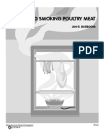 Curing and Smoking Poultry Meat