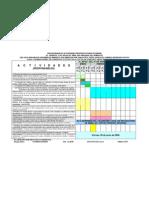 Cronograma de Actividades Ambiente y Tecnicos Agrop II Lapso 2008-2009