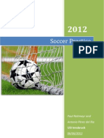 Soccer Practise
