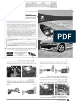 Manual Do Sistema Fechamento Aut Vidro Peugeot 206