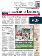 Manchester Enterprise front page July 19