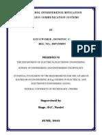 DominicCE MainSeminar ISI Wireless Mitigation