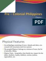 Pre --¶ Colonial Philippines pdf