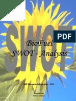 Biofuelmarketplace Swot Analysis Wip Final