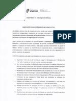 Orientações do MEC para organização do ano letivo e distribuição de serviço docente