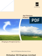 Agri Engine Catalogue