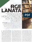 Jorge Lanata en Para Tí