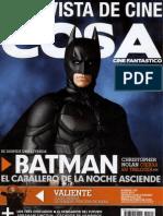 La Cosa | Batman, el caballero de la noche asciende