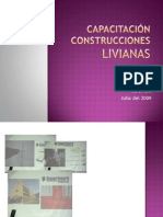 Presentacion Sistemas Livianos Sandra V
