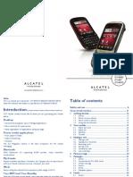 OT-806_806D - User Manual - English