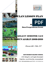 Lesson Plan IPS IV 2009-2010
