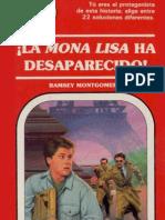 72 - ¡La Mona Lisa ha desaparecido!