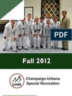 C-U Special Recreation Fall 2012