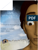 Construção de Personagem 3D