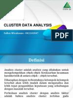 Tugas Cluster Analysis