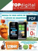 Revista TOPdigital Marzo 2012