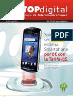 Revista TOPdigital Abril 2012