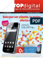 Revista TOPdigital Mayo 2012