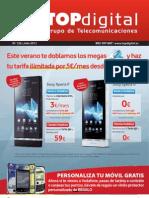 Revista TOPdigital Julio 2012