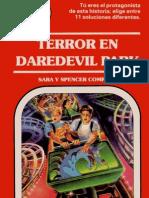78 - Terror en Daredevil Park