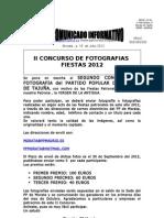 Premio Fotos 2012
