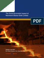 Newmont Ghana Impact 2011