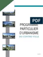 PPU du Centre Ville Châteauguay