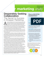 2008 PMA Shopper Marketing Study