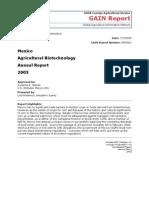 Mexico Biotech Annual 2005